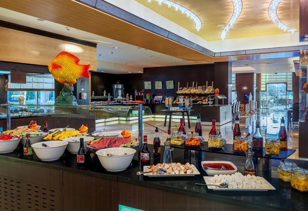 The Market Restaurant Buffets