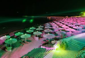 Beach Night Overview